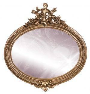 Oglindă pentru loc de luat masa