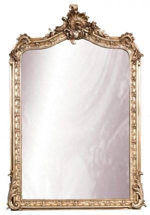 Oglindă de cristal