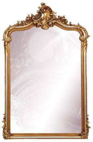 Oglindă baroc