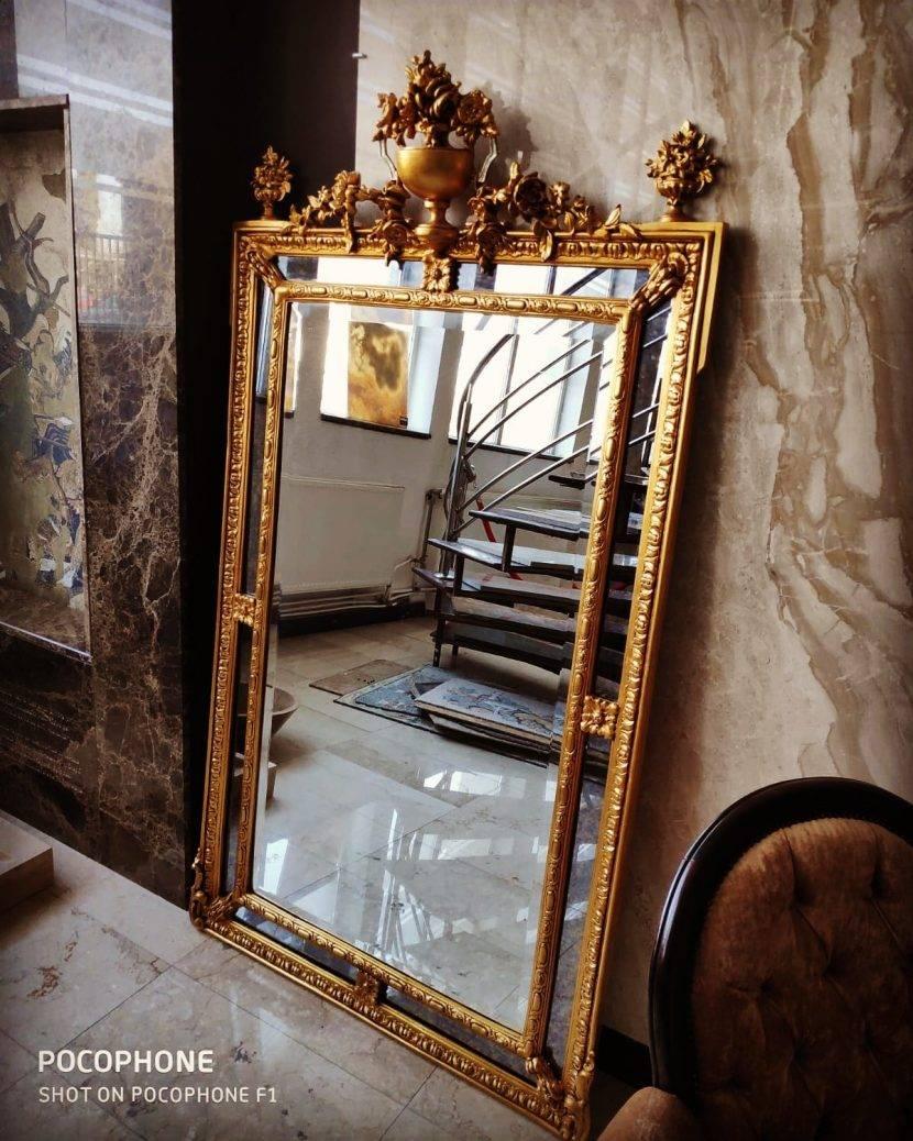 Oglinzi de dimensiuni mari